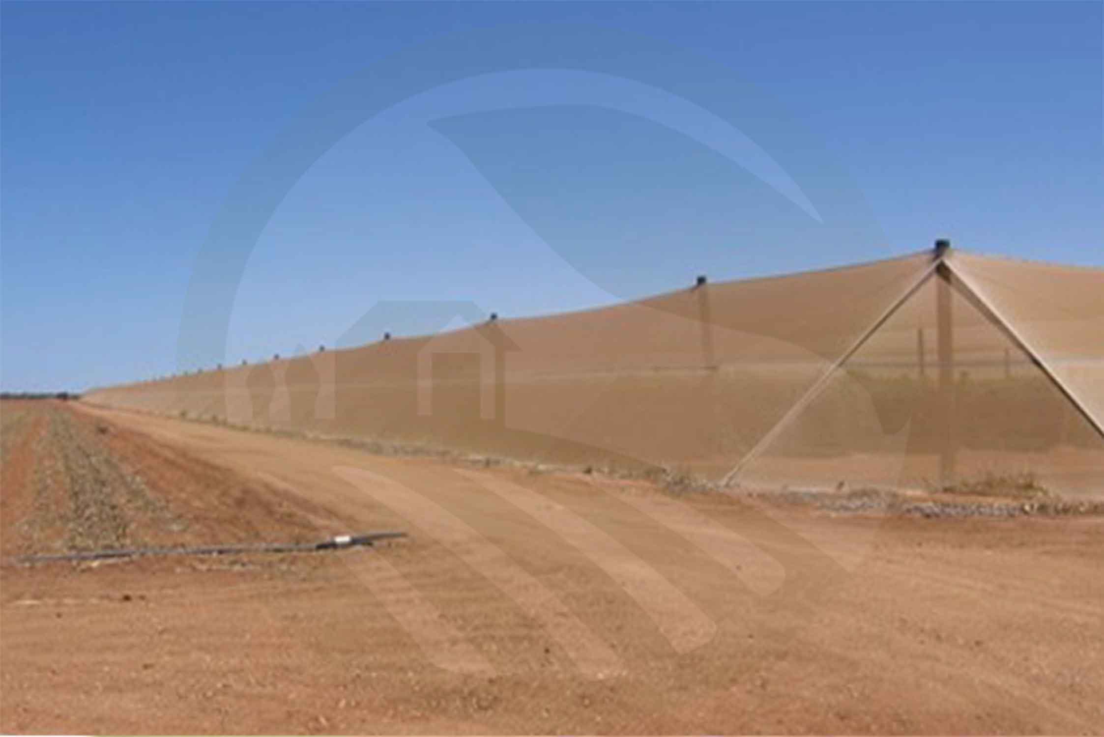 محافظت در برابر گرد و خاک