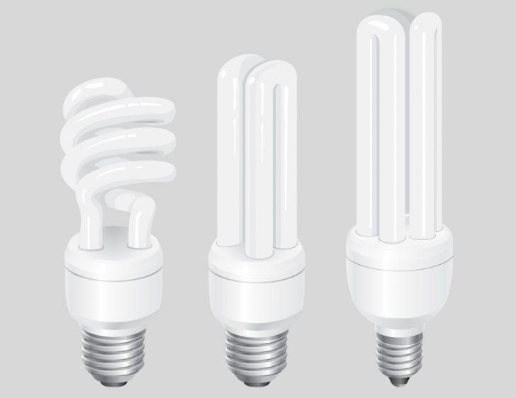 انواع لامپ های فلورسنت برای تأمین نور گلخانه