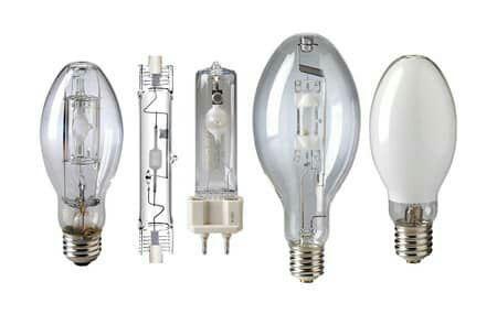 انواع لامپ های HID تأمین نور گلخانه